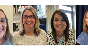 Meet our 2020 Scottish pharmacy clinical leadership fellows image